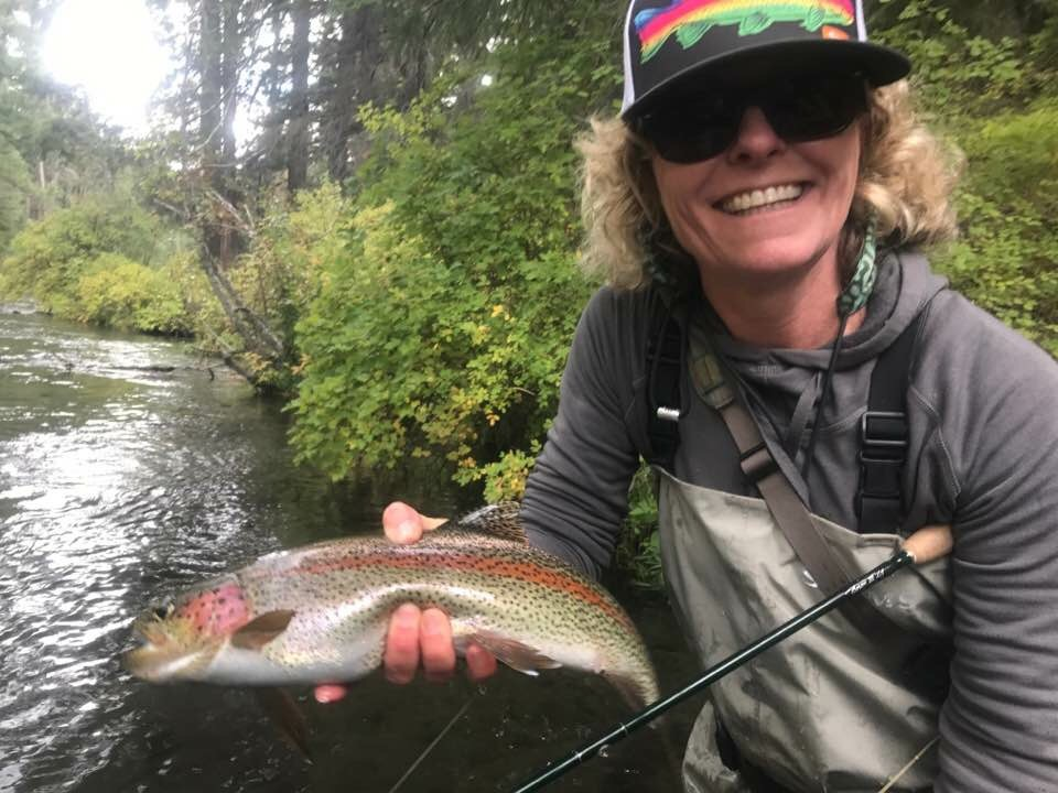 Metolius river fishing report 9 26 17 the fly fishers place for Central oregon fishing report